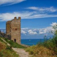 Генуэзская крепость.. Феодосия.. :: Юлия Романенко