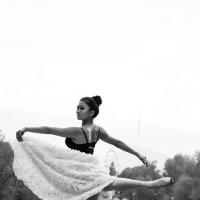 Балерина :: Вероника Санжарова