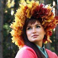 Красивица осень :: Diana Балобанова