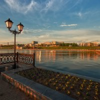 Вечерние прогулки... :: Владимир Комышев