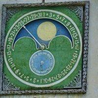 Лунник на храме Рождества Богородицы в Чёрмозе :: Валерий Симонов