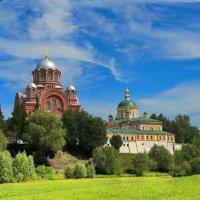 Покровский Хотьков монастырь :: Евгений Голубев