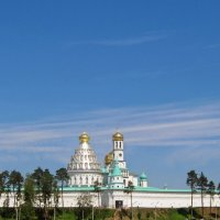 Воскресе́нский Ново-Иерусали́мский монасты́рь :: Вера Щукина