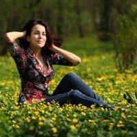 Весна в парке :: Анатолий