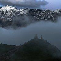 Церковь Гергети :: Александр Хорошилов