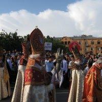 Церемония Освящения Святого Мира :: Volodya Grigoryan