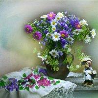 За радугой... :: Валентина Колова