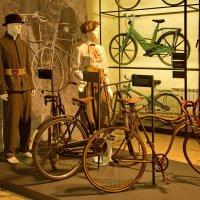 На выставке велосипедов :: Владимир Брагилевский