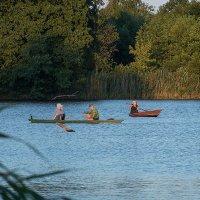 Рыбаки ловили рыбу... :: Андрий Майковский