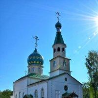 Преображенская церковь :: Алексей Тырышкин
