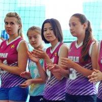 Девочки-спортсменочки! :: A. SMIRNOV