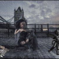 «Знаешь, в эти дожди очень грустно, но дышится легче ...» :: vitalsi Зайцев
