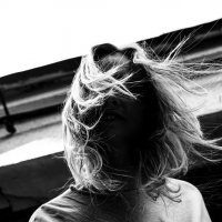 Портрет блондинки :: Андрей Майоров