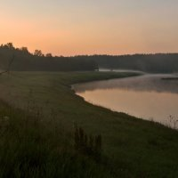 Утро туманное, утро седое... :: IRINA VERSHININA