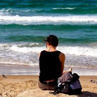 Песок и море :: Alla