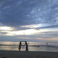 Всем привет с любовью  из Юрмалы :) :: Mariya laimite