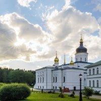 Спасо-Елизаровский женский монастырь :: Владимир Филимонов