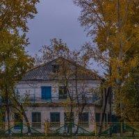Детский сад (пугающий вид) :: Екатерина Пешкова