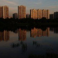 Московский закат... :: kolyeretka
