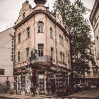 Old street/Saraevo :: Alena Kramarenko