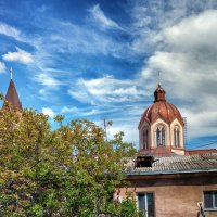 Взгляд из окна... :: Вахтанг Хантадзе