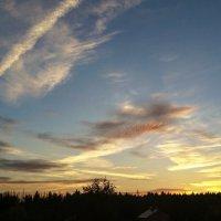 Небо в огне :: Виктория Нефедова