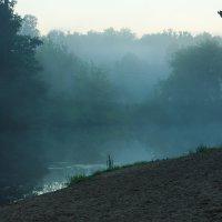 Синий туман похож на обман :: Игорь Герман