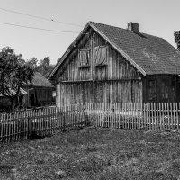 Домик в Прусской деревушке :: Игорь Вишняков