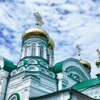 Купола Раифского монастыря :: Светлана Игнатьева