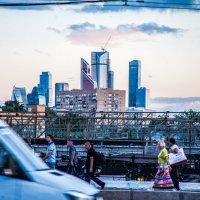 Москва не сразу строилась. :: alonso Laforte