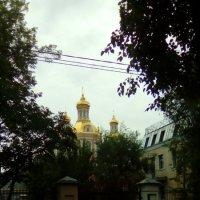 Крестовоздвиженский собор на Лиговском проспекте. :: Светлана Калмыкова