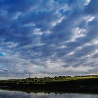 А у реки...(3) :: Кирилл Богомазов
