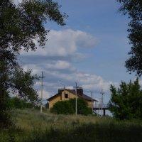 Домик в деревне :: Валерий Лазарев