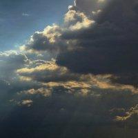 Вечернее небо :: Татьяна Смоляниченко