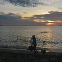 Восход над Нячангом. :: Paparazzi