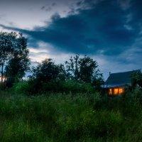Тёплый вечер :: Владимир Голиков