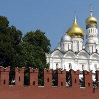 Кремль :: Grey Bishop
