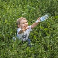 радостный ребенок :: Лариса Батурова
