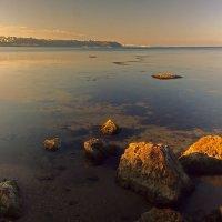 Утро на море :: Виктор Мороз