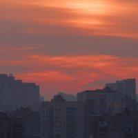 Солнце над городом :: Vadim Odintsov