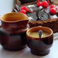 Кофе со сливками. :: nadyasilyuk Вознюк