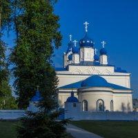 Женский монастырь :: Сергей Цветков