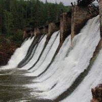 ГЭС Пороги :: Helga Shiryaeva