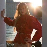 Молодой дизайнер одежды :: Наталья Щепетнова
