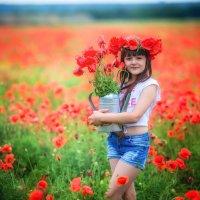 Весенние маки. :: Екатерина Савёлова