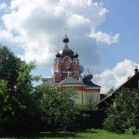 Церковь Воздвижения Креста Господня :: Сергей Кочнев