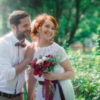 Свадьба Анны и Александра :: Ярослава Бакуняева