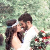 ♥ Boho wedding ♥ :: Алина Малюжиц