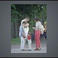 В парке :: Григорий Кучушев