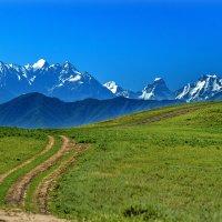 Киргизский хребет :: Viktor Kleimenov